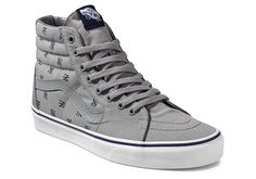 aa9f9750d04 Vans MLB Baseball Pack Authentic and Sk8-Hi