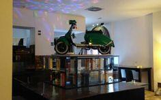Da Lambretta LI 125 a moto custom Alessandria 01 Il racconto del recupero di una vecchia Lambretta LI 125 seconda serie del 1961 dalla provincia di Alessandria e del suo restauro con design custom. #lambretta #moto #motori #vintage