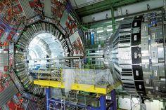 Large Hadron Collider, Futuristic, Times Square, Internet, Science, Future, Nice, World, Tecnologia
