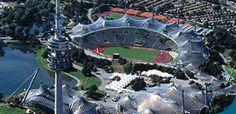 Olympia Park in Munich