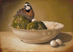 My Paisley World: David Arms' Bird Paintings Original Artwork, Original Paintings, Bird Paintings, Arm Art, Fruit Of The Spirit, Painting Still Life, Bird Feathers, Color Mixing, Decorative Bowls