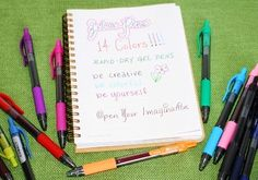 6 Tips for #organizing with #Sarasa #GelPens