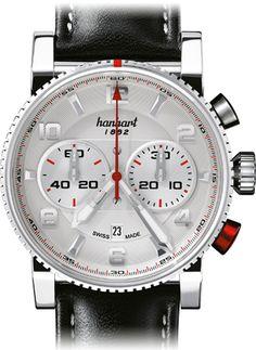 Hanhart Chronographen » Kollektion #hanhart German Swiss Watchmakers #horlogerie #chrono @calibrelondon