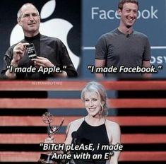 Netflix, Make Facebook, Anne White, Hilarious Memes