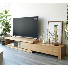 Tv Unit Furniture, Living Room Tv Stand, House Interior, Room Decor, Tv Room Design, Furniture Design, Living Room Designs, Living Room Tv, Home Decor Furniture