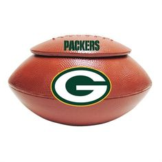 Green Bay Packers Dog Treat Jar #poochieheaven