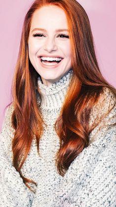 te reto a leer esto ________⊗________ Madelaine Petsch, New Avengers, Actors Images, Cheryl Blossom, Copper Hair, Famous Girls, Christina Hendricks, Pure Beauty, Role Models