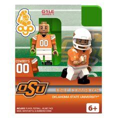 OYO Figure NCAA Football - Oklahoma State Cowboys