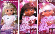 Mattel P.J. Sparkles Doll