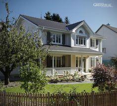 Die 187 Besten Bilder Von Amerikanische Hauser In 2019 Cottage