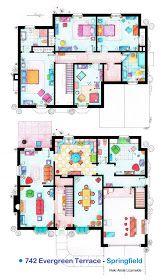 Varietats: Tv Floorplans by nikneuk