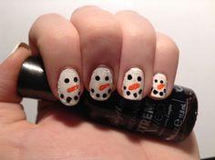 Smiley Snowmen