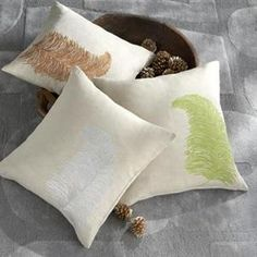 Feathers and Pillows!?! Yeah!