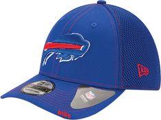 41e1cf331c0 New Era Men s Buffalo Bills 39Thirty Neoflex Royal Stretch Fit Hat