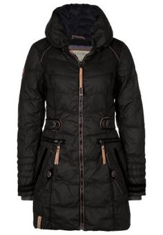 Naketano KNASTROLOGIN - Winter coat - black Zalando
