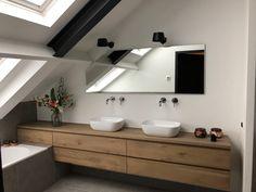 Loft Interior Design, Home Room Design, Bathroom Interior Design, Loft Bathroom, Dream Bathrooms, Beautiful Bathrooms, Buy My House, Loft Interiors, My New Room