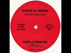 DANCE-A-THRON MIX VOL #1 ( RARE 1985 HI NRG MEGA MIX ) High Energy, Entertaining, Dance, Eye, Youtube, Dancing, Youtubers, Funny, Youtube Movies