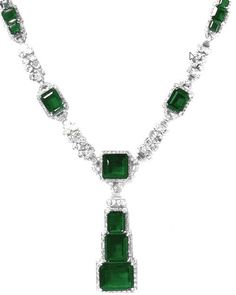 Emerald jewel necklace brass mayfair vintage style green gem crystal May… Emerald Necklace, Emerald Jewelry, Gold Jewelry, Jewelry Necklaces, Fine Jewelry, Emerald Rings, Emerald Pendant, Emerald Diamond, Royal Jewelry