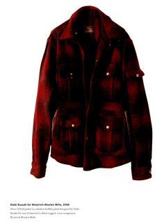 From American Fashion Sportswear, Daiki Suzuki for Woolrich Woolen Mills, 2008