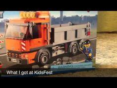 LEGO KidsFest Austin, TX // Cool Giveaways