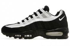 Nike Air Max 95 - JD Sports - Black/White  