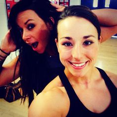 I got to meet and workout with my biggest fitness inspiration, Ashley Horner!