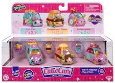 Shopkins Series 1 Cutie Car Donut Express Shopkins
