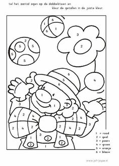 Preschool Circus, Circus Crafts, Carnival Crafts, Worksheets Preschool, Math Activities, Preschool Activities, Colouring Pages, Coloring Books, Theme Carnaval