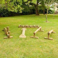 Fun backyard playground for kids ideas (8)