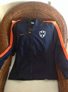 Nike Mexico RAYADOS de Monterey soccer/futbol Jacket New With Tag Size XL Men in Sporting Goods, Team Sports, Soccer | eBay
