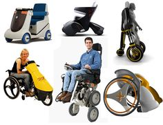 concept design for wheelchairs
