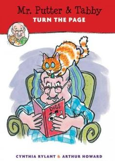 ER RYL. Loving to read favorite books over and over again, Mr. Putter and his cat, Tabby, sign up for a read-aloud event at the local library and worry about what will happen when Mrs. Teaberry and her mischievous dog, Zeke, also volunteer.
