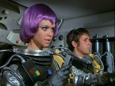 """""""UFO"""" TV series created (UK) by Gerry & Sylvia Anderson, 1970-71"""