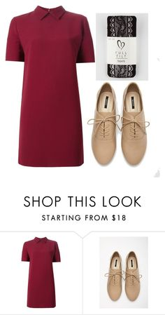 """""""Extreme Simplicity"""" by nannon12 ❤ liked on Polyvore featuring P.A.R.O.S.H., Forever 21, Full Tilt, women's clothing, women, female, woman, misses and juniors"""
