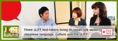 Japanese language proficiency test.