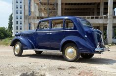 Opel Super Six 1938 For Sale