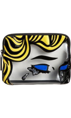 Wish I could have this makeup bag: 3.1 Phillip Lim The Break Up 31 Second Cosmetic Zip