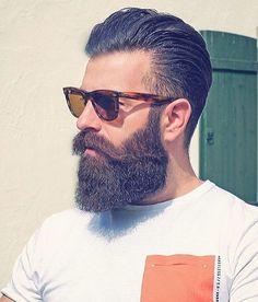 Wulli - @wuuulli Check out beardedlifestyle.net to be featured! #BeardStyle #Bearded #Lifestyle #Beardstyle