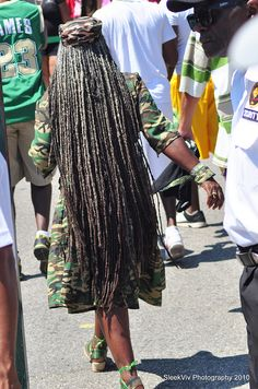 Wowza!! Beautiful locs....