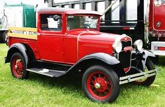 1931 Ford Model A Pickup Truck...