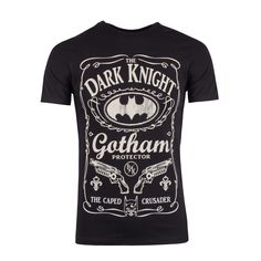 Batman Old Fashioned Wayne's Whiskey Shirt