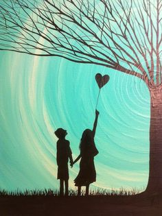 Beautiful Dreams 16 x 20 acrylic on canvas by MichaelHProsper, $100.00