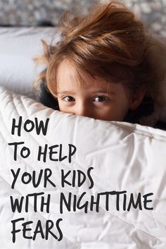 Kids having trouble falling or staying asleep? These six simple tips will help you ease their nighttime fears so everyone can get a little more sleep! Parenting Articles, Parenting Humor, Kids And Parenting, Parenting Hacks, How To Treat Anxiety, Deal With Anxiety, Natural Parenting, Gentle Parenting, Toddler Development
