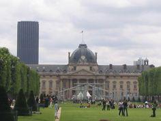 Campos Eliseos Paris