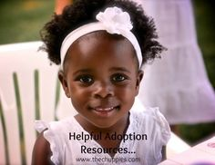 A long list of helpful adoption resources