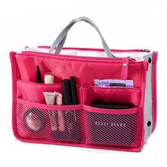 FLYING BIRDS Multifunction Makeup Organizer Bag For Cosmetic/Toiletry (12 Colors)
