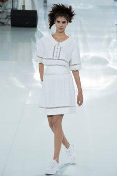 Défilé Chanel haute couture printemps-été 2014|23