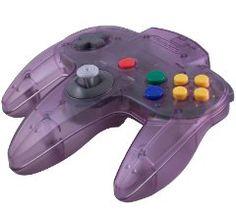 $27 - Atomic Purple Controller Nintendo 64