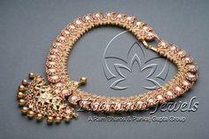 Kundan Mango Mala | Tibarumal Jewels | Jewellers of Gems, Pearls, Diamonds, and Precious Stones