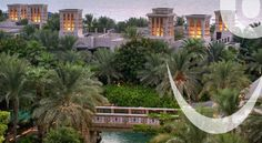 "Visit Dubai and stay in ""AL QASR MADINAT JUMEIRAH""."